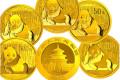 2015年熊猫金银币套装价格 真伪鉴别