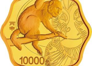 2016年1公斤生肖猴梅花金币价格