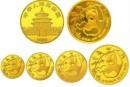 1985年熊猫金银币套装价格