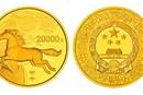 2014年2公斤生肖马金币的价格