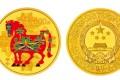 2014年5盎司生肖马金币的价格