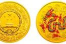2012龙年5盎司金币价格