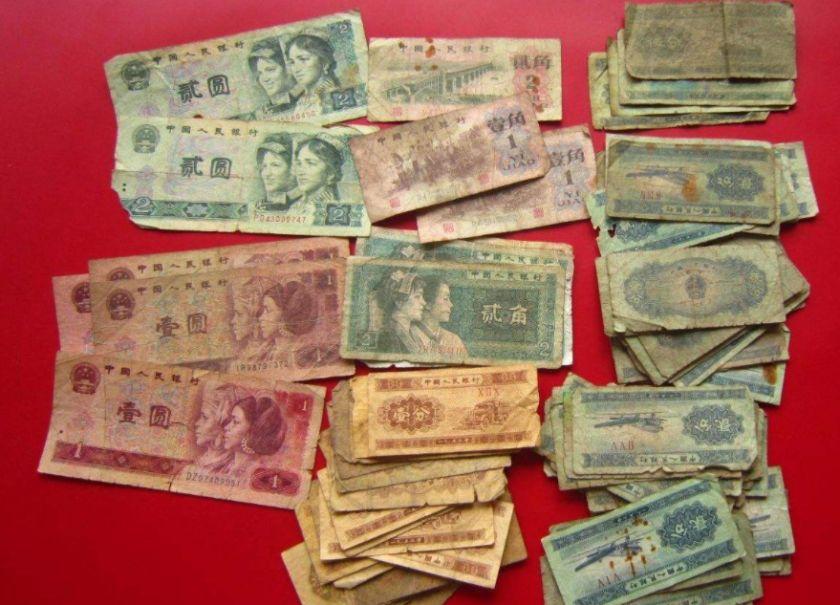 哪里回收旧人民币 高价上门回收旧人民币