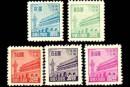 邮票市场最新行情价格表 旧邮票收购价目表