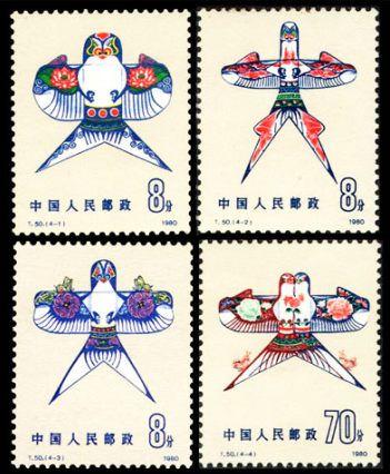 80版风筝邮票价格 价格及收藏价值