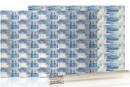 香港奧運紀念鈔35連體整版鈔價格及介紹