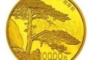 黄山5盎司金银币价格 黄山5盎司金银币图片
