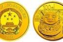 商人面龙纹盉金币价格及图片