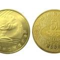 北京奥运会体操纪念币 价格及图片