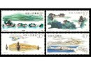 T144杭州西湖郵票 真偽鑒別