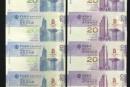 八面生輝奧運紀念鈔最新價格 市場行情
