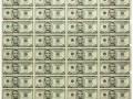 5美元32连体整版钞 价格及图片