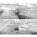 香港新貌8盎司銀幣 最新價格圖片