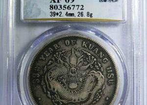 龙洋银元北洋造价格多少 北洋造银币价值多少钱