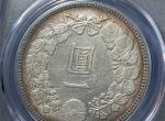 日本明治龙洋银元真品图片及价格 值多少钱