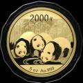 熊猫30周年5盎司金币行情如何   熊猫30周年5盎司金币价格是多少