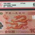 千禧龙年纪念钞价格 龙钞升值空间大吗