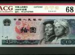 1980版10元人民幣價格表 1980年十元值多少錢