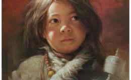 油画人物作品欣赏,油画人物作品图片