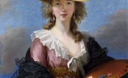 人物肖像画油画作品欣赏,人物肖像画油画作品图片