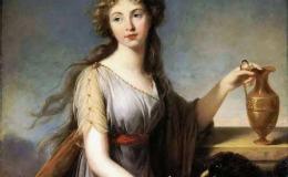 古典油画肖像作品欣赏,古典油画肖像作品图片