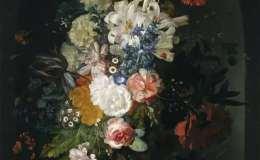 古典油画静物作品欣赏,古典油画静物高清图片