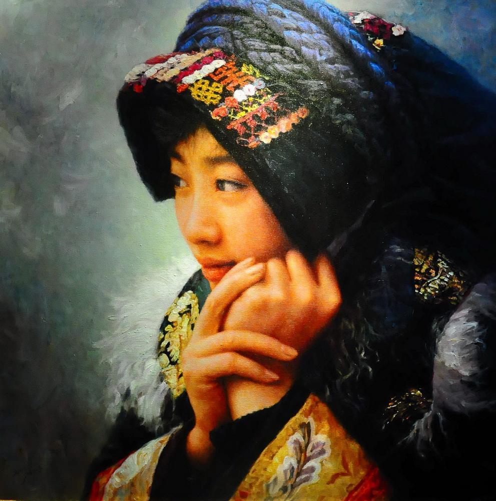朝鮮油畫價格高嗎?朝鮮油畫有收藏價值嗎?