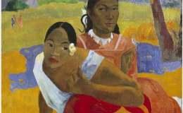 油画拍卖记录,拍卖价格最高的油画