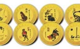 齐白石十二生肖金币的价格是多少?值得收藏投资吗?