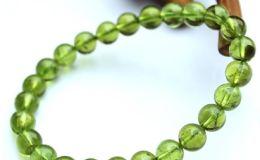 橄榄石手串如何保养,橄榄石手串保养方法