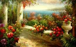 最具有收藏意义的油画是什么画