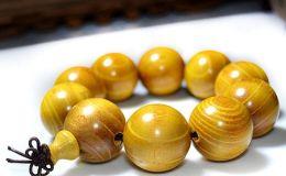 黄金樟手串如何鉴别,黄金樟手串包浆图片