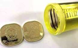"""這款泰山幣有點""""方""""!泰山紀念幣值得收藏嗎?"""