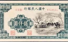 蒙古包錢幣價格及圖片 蒙古包錢幣值多少錢一張?
