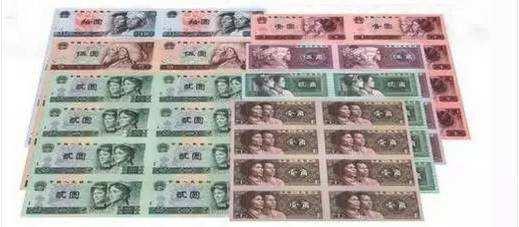 八连体钞现在能值多少钱?八连体钞最新价格