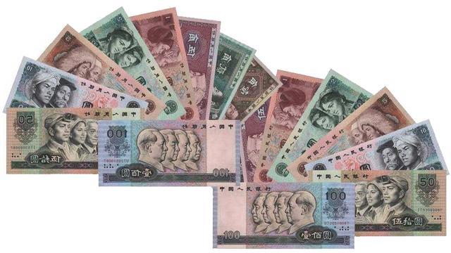 第四套人民币四连体小全套价格表,有收藏价值吗?