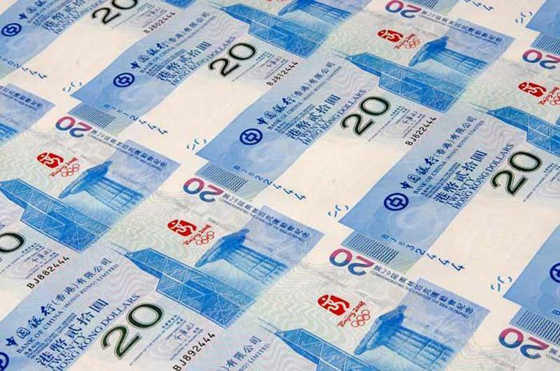 香港奥运纪念钞炮筒价值多少钱?香港奥运纪念钞炮筒价格
