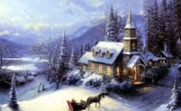西方油画的特点是什么?西方油画精品图片欣赏