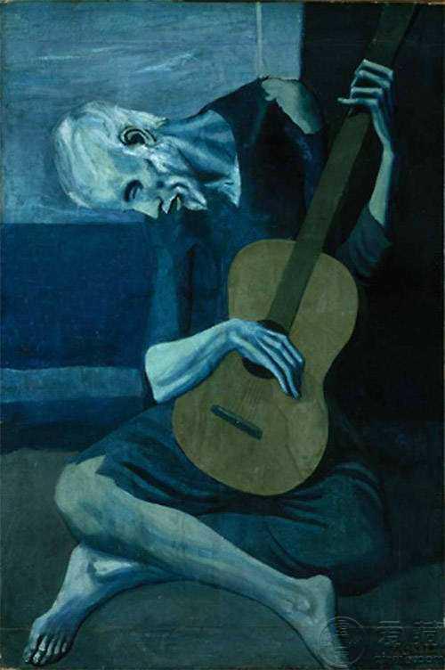毕加索油画代表作高清图片,毕加索油画代表作品赏析
