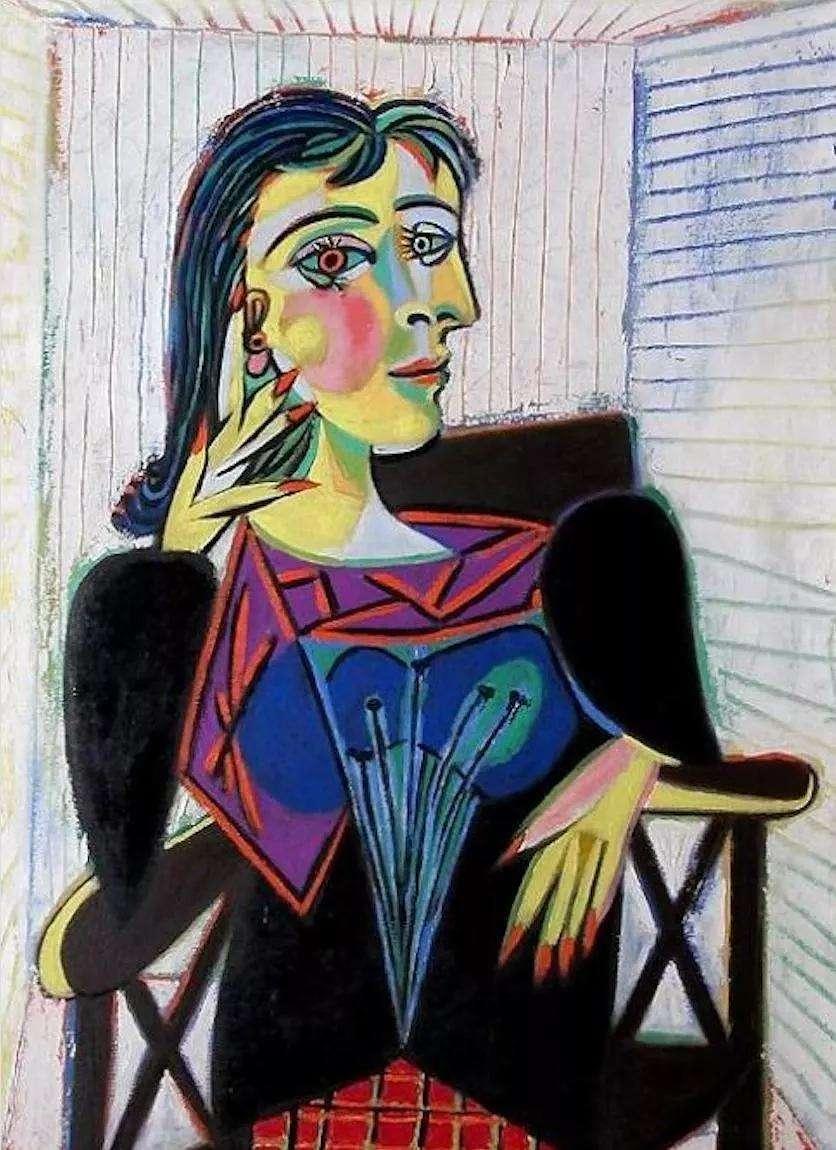 毕加索油画价格是多少?毕加索油画作品拍卖纪录