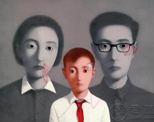中国名家油画作品欣赏,中国名家油画高清大图