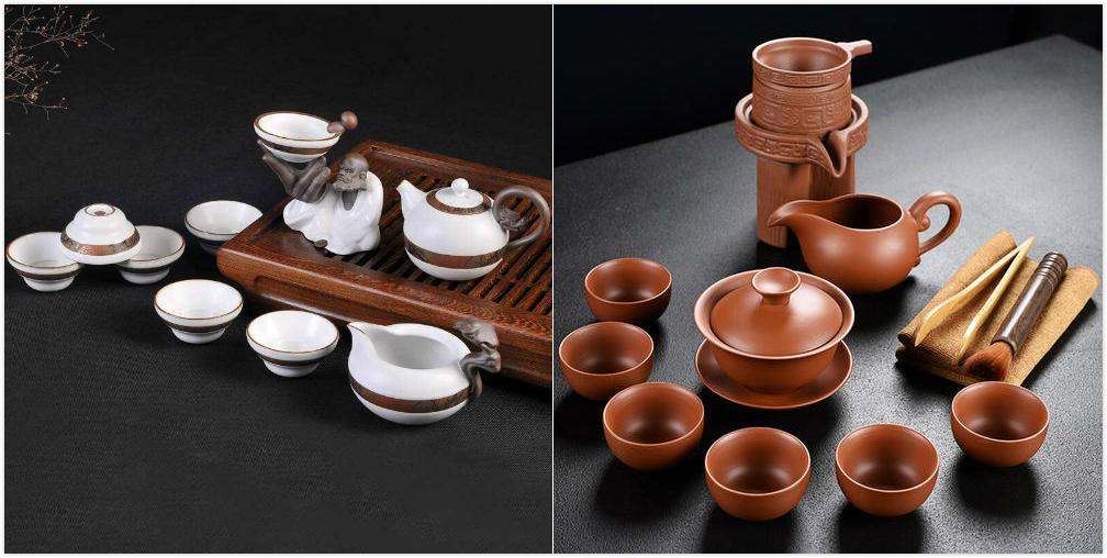 陶瓷和紫砂有什么区别?陶瓷和紫砂哪个泡茶好?