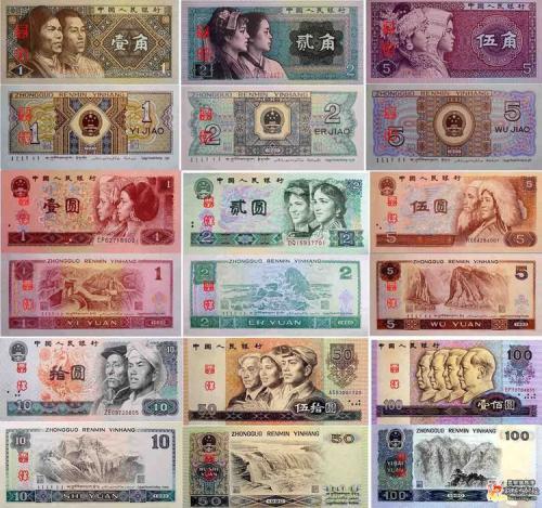 沈阳回收纸币价格是多少?附沈阳纸币回收价格表