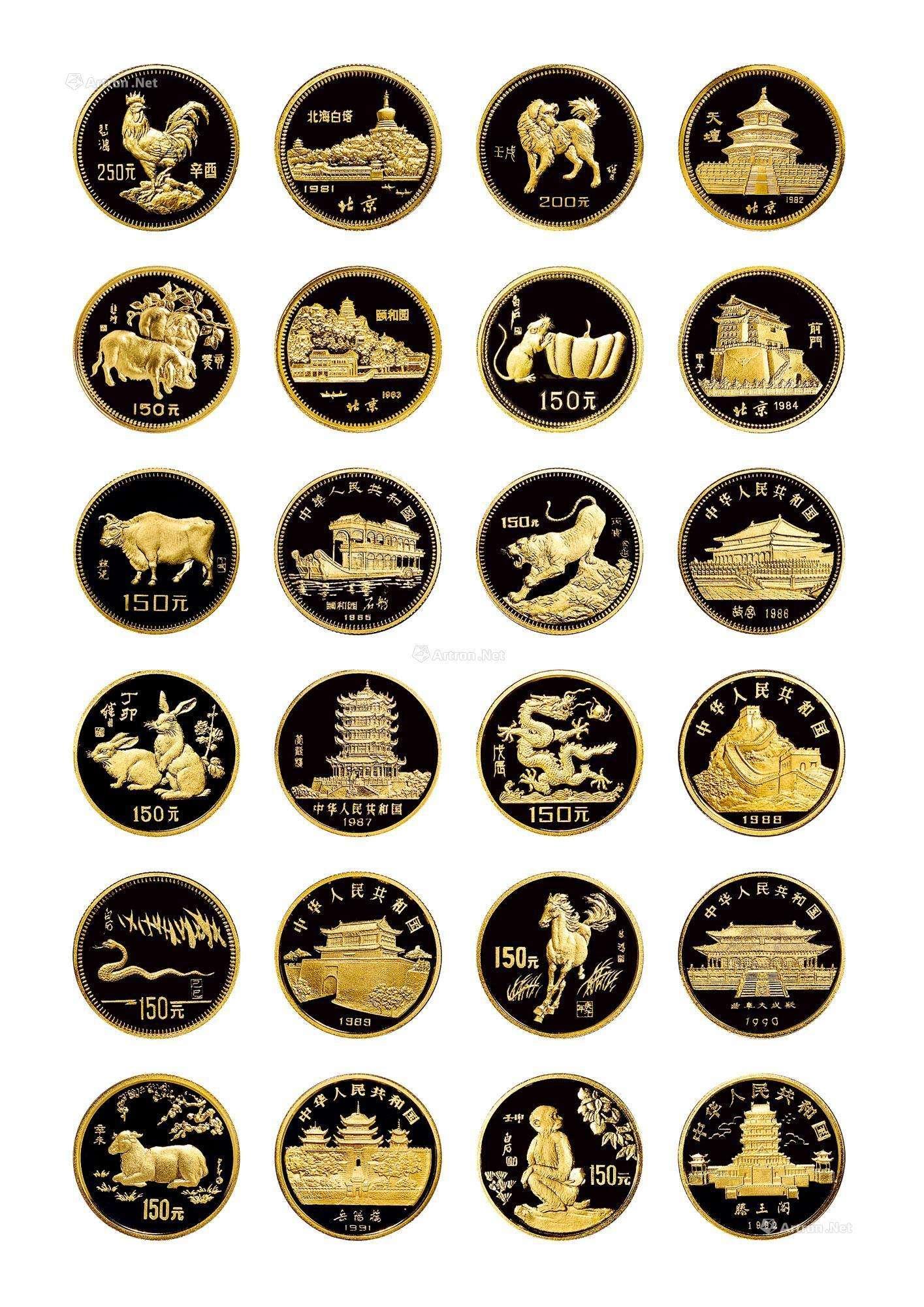 中国人民银行十二生肖金币收藏前景如何?浅谈其收藏价值