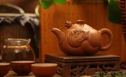 紫砂壺經典器型魚化龍,魚化龍紫砂壺