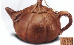 紫砂器型之南瓜壺,南瓜壺是誰發明的?
