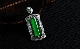 玻璃种帝王绿翡翠价格是多少钱及图片