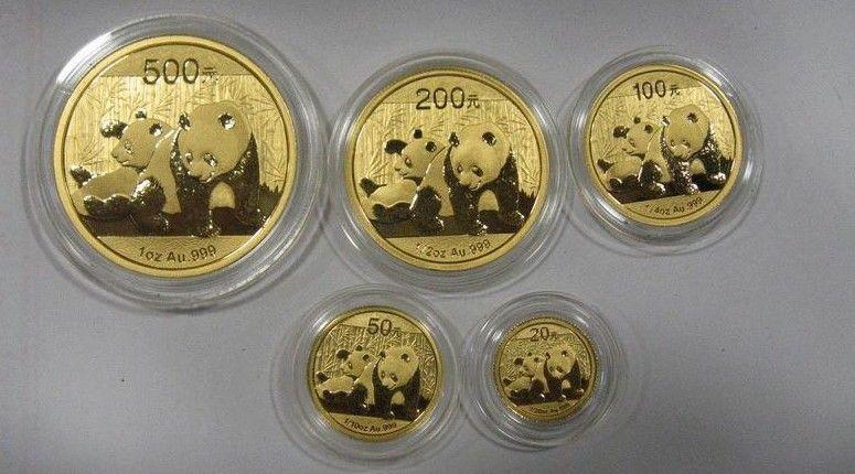 回收熊猫金银币价格   熊猫金银币投资价值