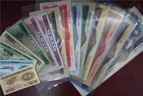 纸币收藏价值分析