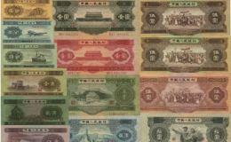 第二套人民幣發行時間和停止使用時間